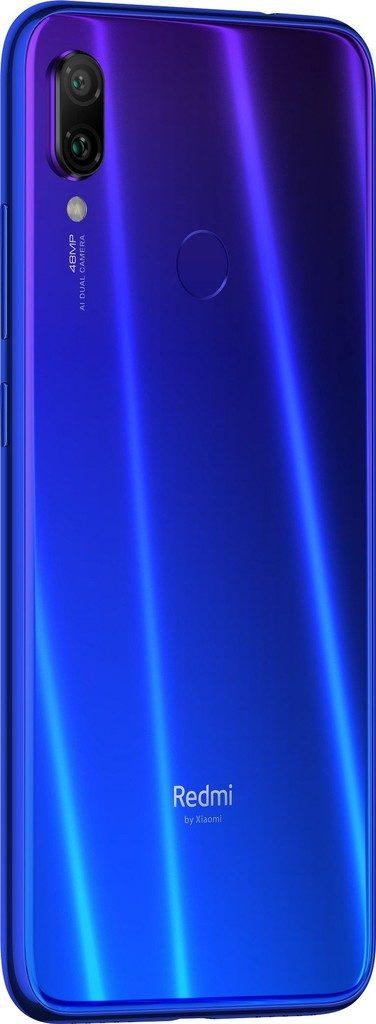 Zadní strana telefonu Xiaomi Redmi Note 7