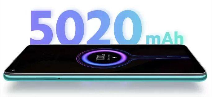 Xiaomi Redmi Note 9 - výdrž baterie