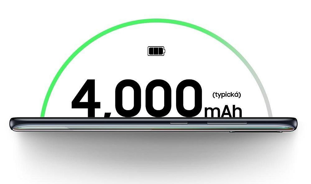 Samsung Galaxy A51 - výdrž baterie