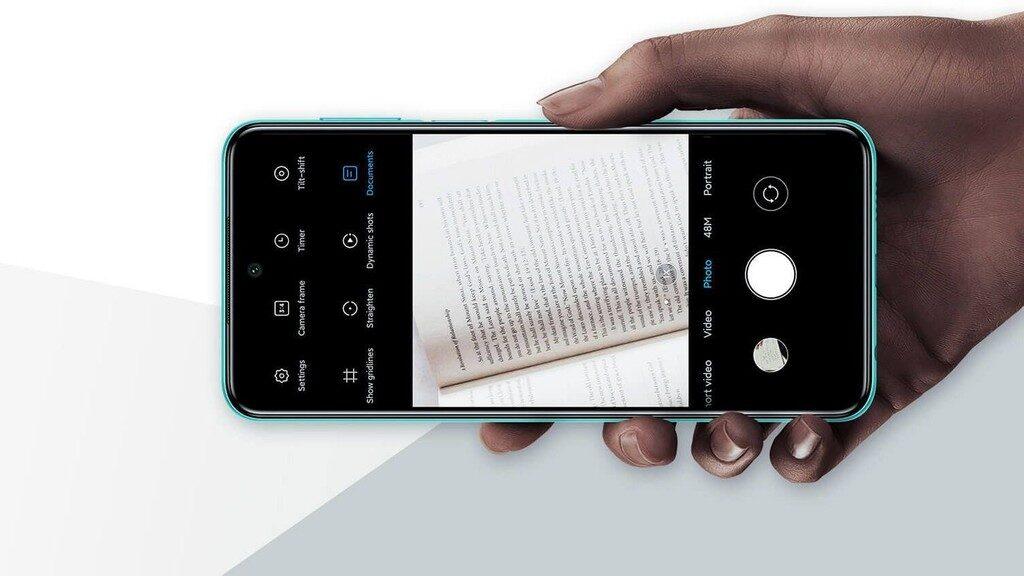 Fotoaparát mobilního telefonu Xiaomi Redmi Note 9 Pro